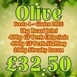 Olive – GLUTEN FREE